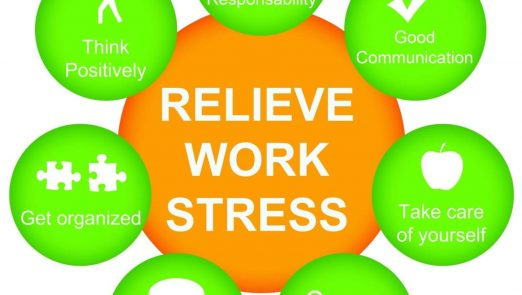 کاهش-استرس-در-محیط-کار-۱