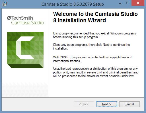نرم افزار Camtasia