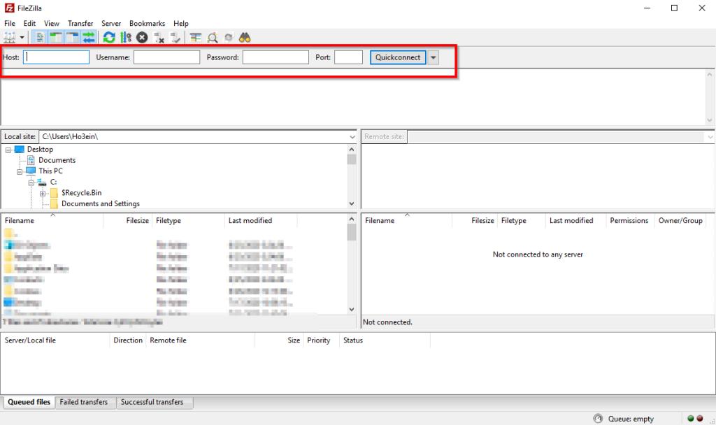 نرم افزار فایل زیلا