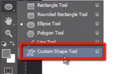 آموزش ابزار Shape